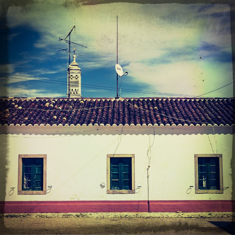 Casa antiga em S. Brás